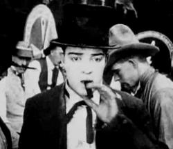 Buster West Buster Keaton in Out West