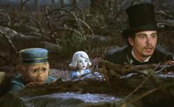 Finley, China Girl and the Wizard in Oz the Great and Powerful.