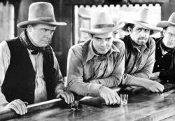 Clark Gable in The Painted Desert.