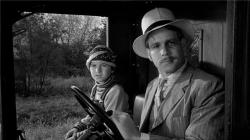 Tatum and Ryan O'Neal in Paper Moon.