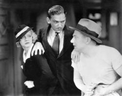 Bette Davis, Douglas Fairbanks Jr. and Frank McHugh in Parachute Jumper