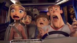 No, it is not Mystery Inc. It is ParaNorman