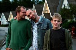 Goran, Sven and Patrik