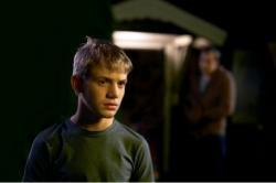 Thomas Ljungman and Gustaf Skarsgard in Patrick, Age 1.5.