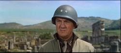 Karl Malden as General Omar N. Bradley in Patton.