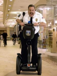 Paul Blart to the rescue.