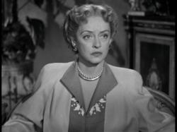 Bette Davis as Joyce Ramsey in Payment on Demand.