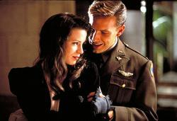 Kate Beckinsale and Ben Affleck in ,em>Pearl Harbor.
