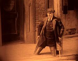 Lon Chaney in The Penalty.