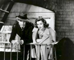Cary Grant and Irene Dunne in Penny Serenade.