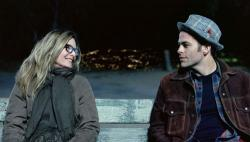 Michelle Pfeiffer and Chris Pine in People Like Us