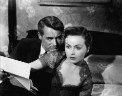 Cary Grant and Jeanne Crain in People Will Talk