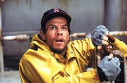 Mark Wahlberg in The Perfect Storm.