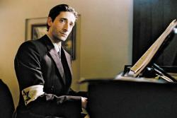 Adrien Brody in The Pianist.