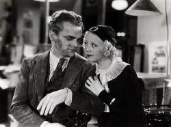 James Cagney and Alice White in Picture Snatcher.