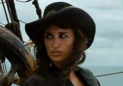 Penelope Cruz will shiver your timber in Pirates of the Caribbean: On Stranger Tides.