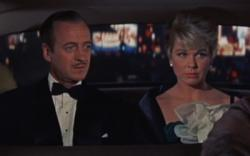 David Niven and Doris Day in Please Don't Eat the Daisies.