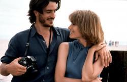 Dermot Mulroney and Bridget Fonda in Point of No return