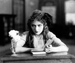 Mary Pickford as The Poor Little Rich Girl.