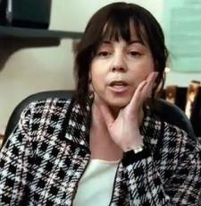 Mariah Carey as Ms. Weiss.