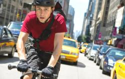 Joseph Gordon-Levitt in Premium Rush.