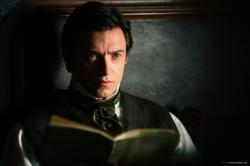 Hugh Jackman in The Prestige.