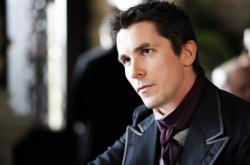 Christian Bale in The Prestige.