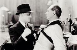 James Cagney in The Public Enemy.
