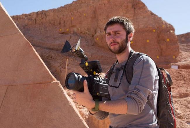 James Buckley in The Pyramid