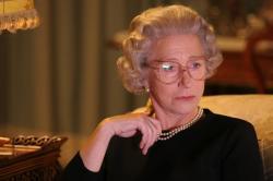 Helen Mirren in The Queen.