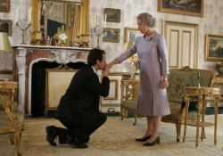 Michael Sheen and Helen Mirren in The Queen.