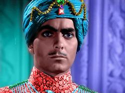 Tyrone Power in The Rains Came