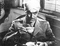 Tyrone Power as the least convincing Indian of all time in The Rains Came.