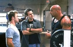 Scott Caan, David Arquette and Bill Goldberg in Ready to Rumble