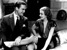 Jean Harlow and Chester Morris in Red-Headed Woman