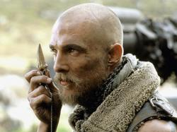 Matthew McConaughey in Reign of Fire.