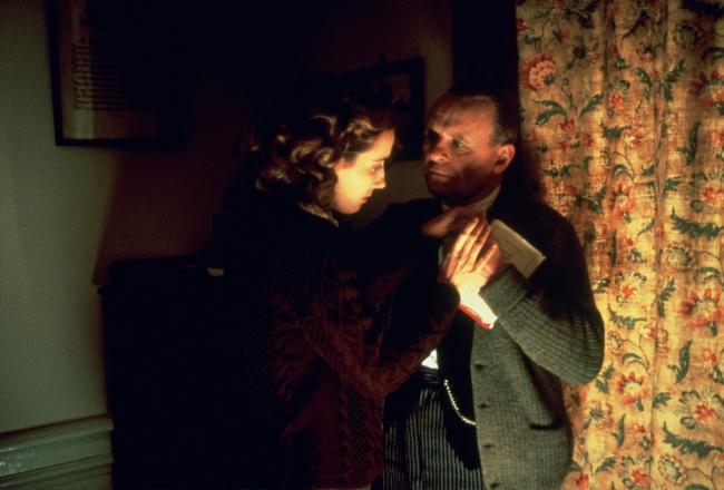 Emma Thompson and Anthony Hopkins in The Remains of the Day.