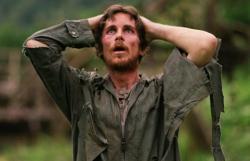 Christian Bale in Rescue Dawn.