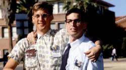 Who could guess these guys were nerds?