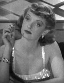 The inimitable Bette Davis.