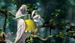 Nigel, voiced by Jemaine Clement, steals every scene in Rio 2
