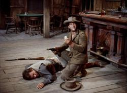 Dean Martin in Rio Bravo.