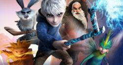 The Guardians in Rise of the Guardians.