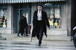 Jude Law in The Road to Perdition.