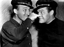 Bing Crosby and Bob Hope in Road to Singapore.