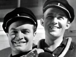 Bob Hope and Bing Crosby in Road to Singapore