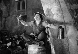 Douglas Fairbanks in Robin Hood.