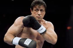 Sylvester Stallone in Rocky Balboa.