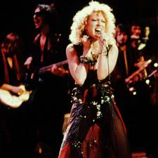 Bette Midler is the Rose.