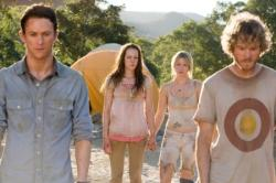 Jonathan Tucker, Jena Malone, Laura Ramsey and Shawn Ashmore in The Ruins